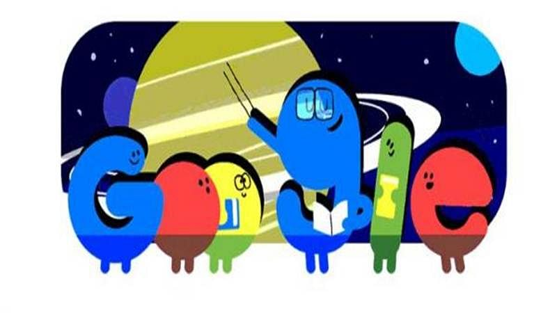 Happy Teacher's Day: Google marks the day with its doodle