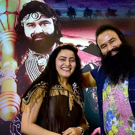 'Daughter' of jailed Dera chief gets bail, released from jail