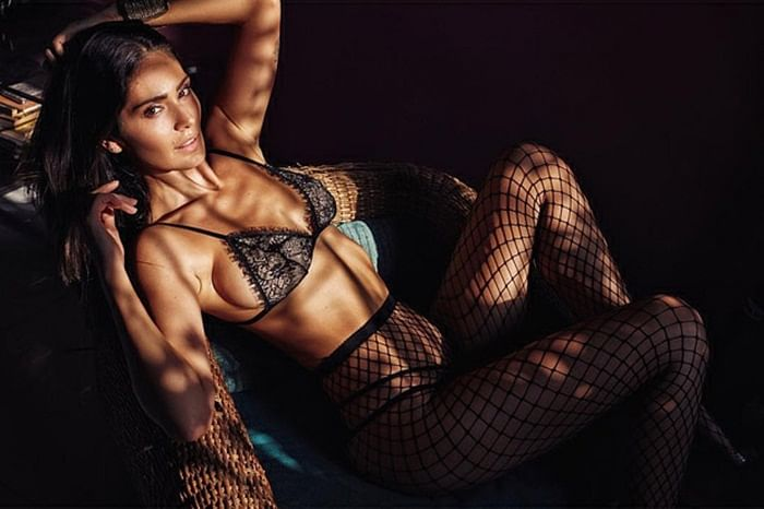HOT! Bruna Abdullah shares her sexiest avatar ever, sizzles in bikini and fishnet stockings