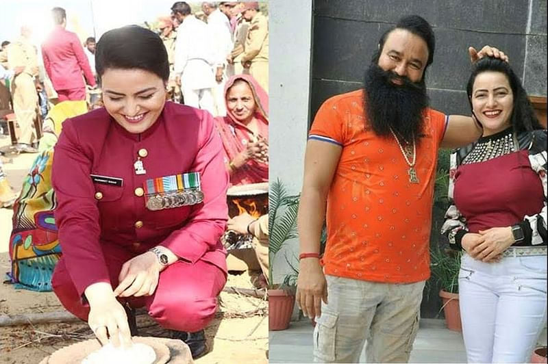 Honeypreet Insan, adopted 'daughter' of Ram Rahim, likely to surrender today
