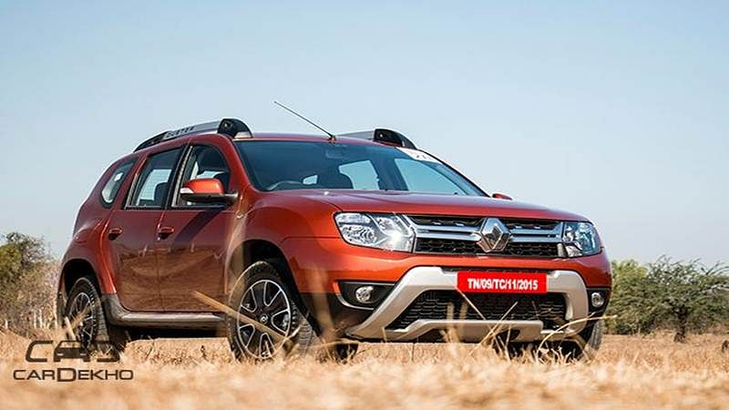 Renault Festive Offers: Duster Gets 1.6L Cash Discount, Kwid Joins It Too