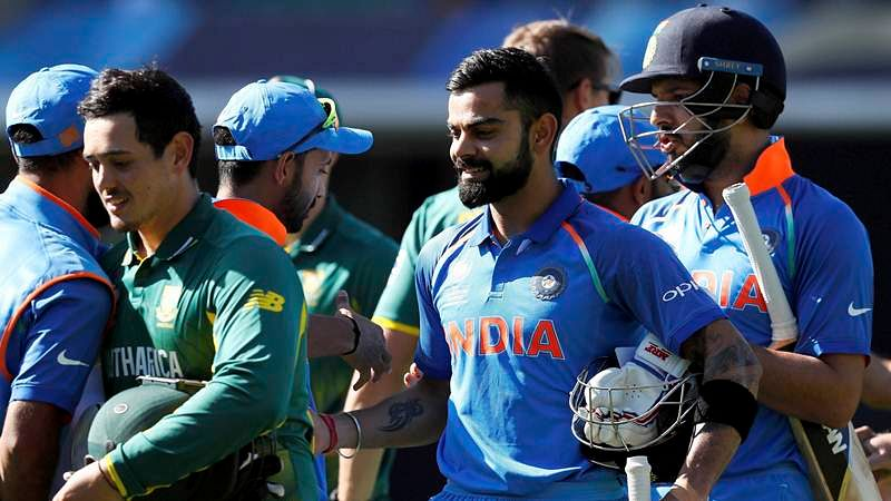 Indian cricket team's tour of South Africa likely to begin on January 5 or 6 next year