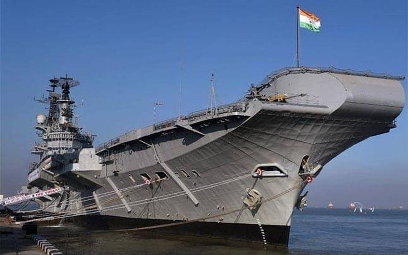 Former aircraft carrier INS Viraat to become a floating museum: Maharashtra CM Devendra Fadnavis