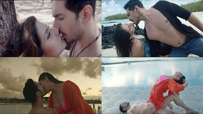 'Aksar 2' song 'Jaana Ve': Zareen Khan and Abhinav Shukla romancing in this hot and sizzling video! Watch it now