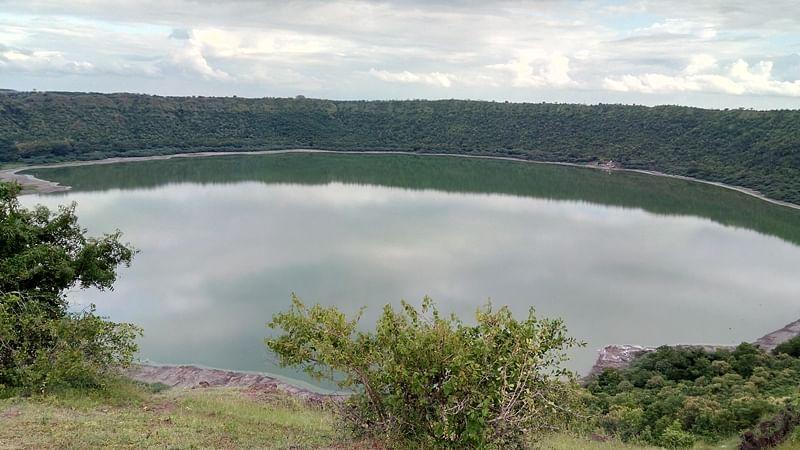 Maharashtra: Lonar Lake's area is shrinking, say researchers