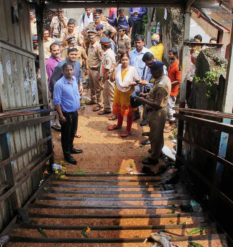 Mumbai: Army says no war store materials used for three railway foot over-bridges