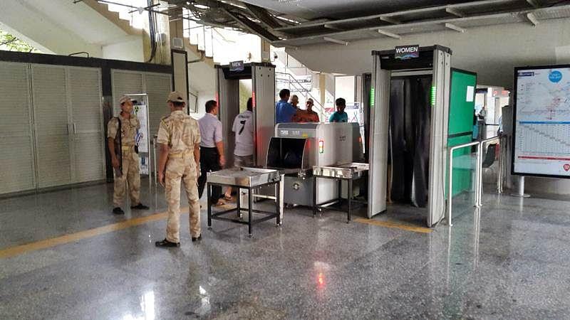 Mumbai: Metro security staff demand government postings, go on a strike