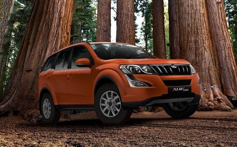 Mahindra & Mahindra launches XUV 500 variant as competition rises