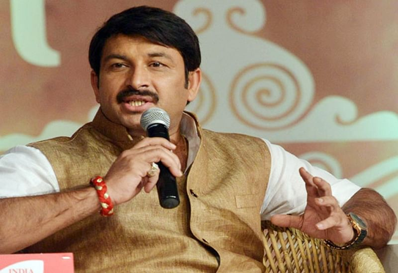 Manoj Tiwari slams Navjot Singh Sidhu for hugging Pak Army chief