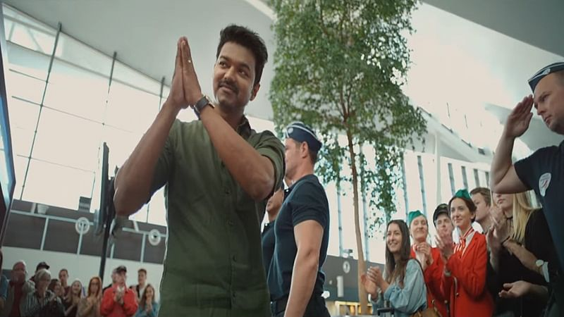 Mersal teaser: Charming Vijay enchants with his tricks