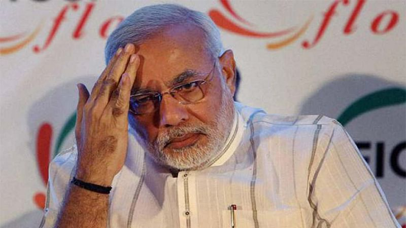 Oops! PM Narendra Modi has goofed up many times, these are 15 instances