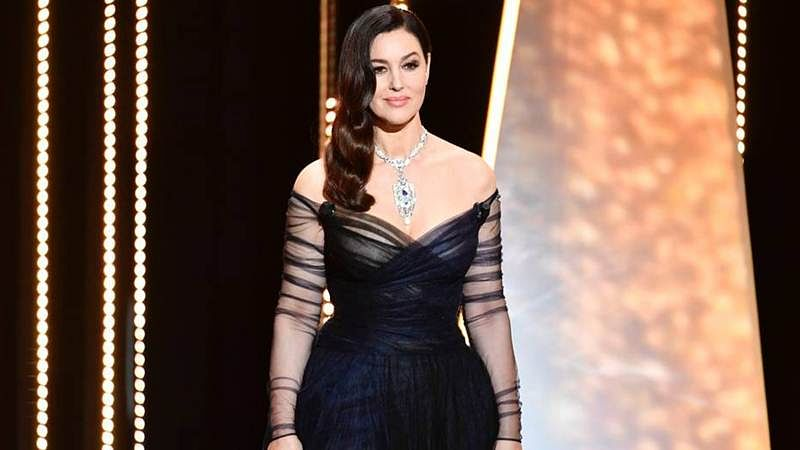 Women should speak about abuse, says Monica Bellucci