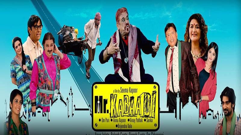 Mr Kabaadi movie: Review, Cast, Story, Director