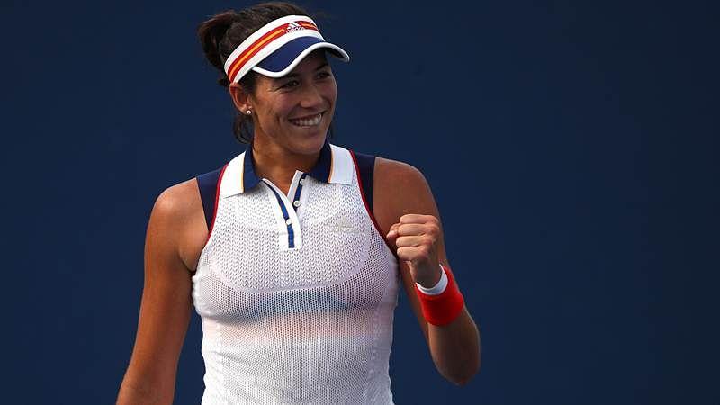 US Open 2017: Garbine Muguruza set up 4th round clash with Petra Kvitova