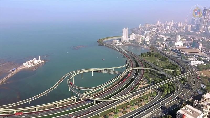 HCC-HDC joint venture bags Rs 2,126 crore Mumbai Coastal Road Project