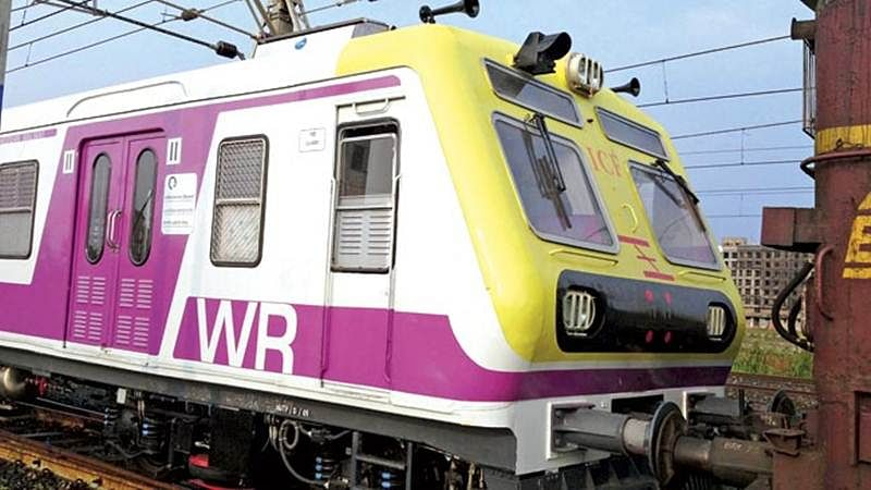More than 10 train services on Western Railway were cancelled