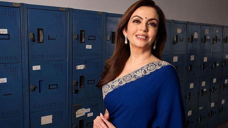 FIFA U-17 World Cup: Nita Ambani wishes India team, launches RFYS football Ahmedabad leg