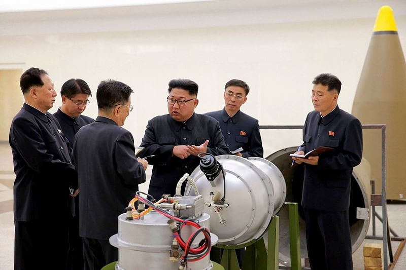 Will remain committed to nuclear development in 2018: North Korea