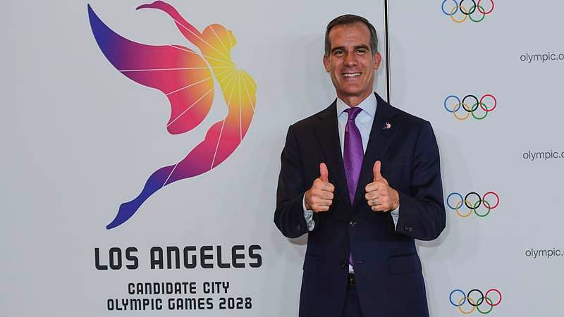 Los Angeles gets official go-ahead to host 2028 Olympics