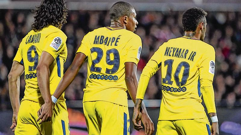 French Ligue 1 to allow five substitutes next season