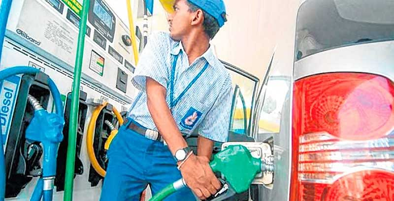 Rising prices of petrol-diesel – State govt forgets to withdraw tax load