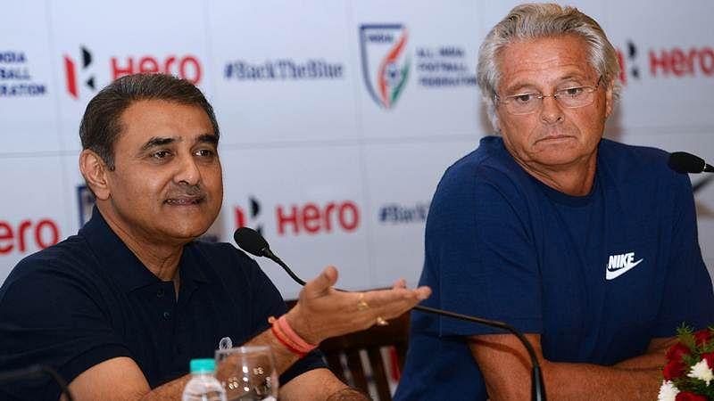 Praful Patel says he is happy to continue with overseas scouting programme