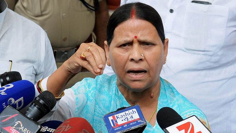 PM Modi is not Duryodhan but a 'jallad' of savage mindset: Rabri Devi