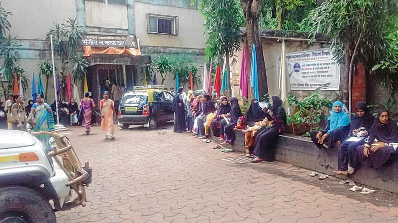 Mumbai: Students admitted through RTE Act are deprived of books and uniforms