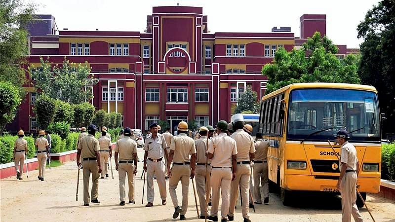 Ryan student murder case: CBI team reaches school to collect forensic evidence