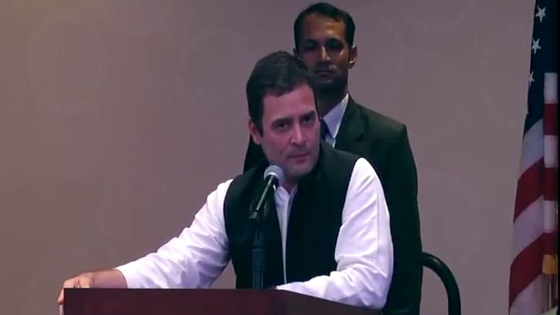 Rahul Gandhi: Biggest challenge India facing today is giving jobs to youths