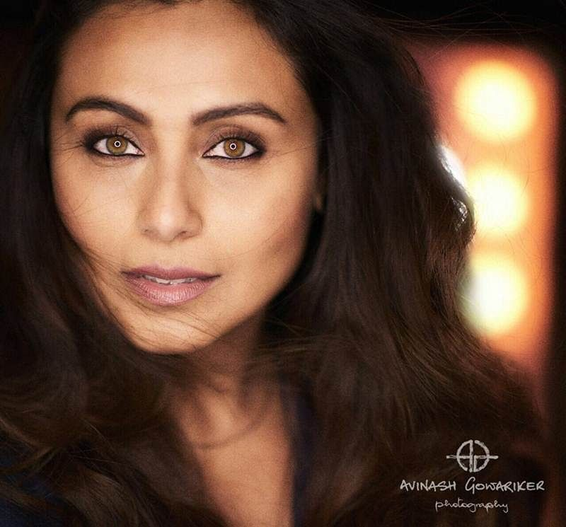 Rani Mukerji's 'Hichki' picture goes viral. See for yourself why