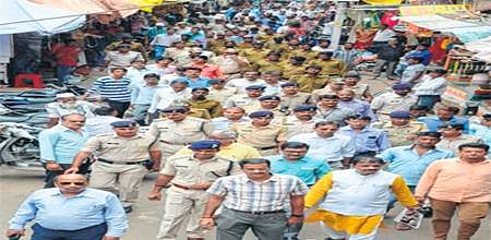 Bhopal: Remove encroachments or face action, traders warned