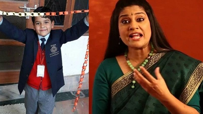 Ryan International School Murder Case: Renuka Shahane's FB post is an eye-opener