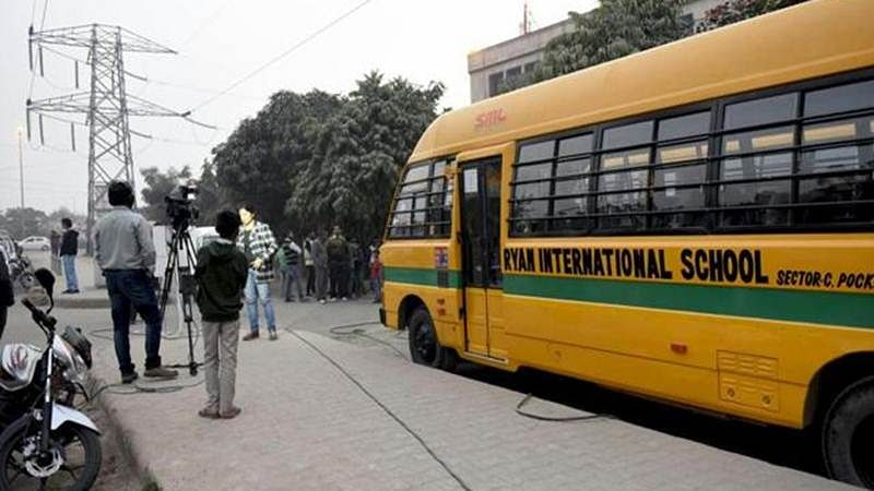 10 Ryan International school buses among 250 impounded