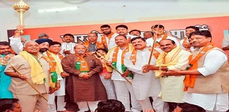 Ujjain: BJP SC wing vows to work for re-election of Chouhan