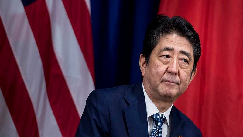 Japan PM Shinzo Abe dissolves lower house, calls snap election