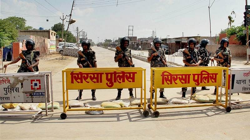 Dera HQ search Day 2: After skeletons and demonetised note, now tunnel to sadhvis' quarters found