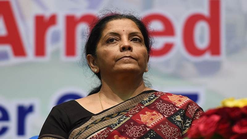 Defence Minister Nirmala Sitharaman makes aerial survey of Doklam-Nathula area
