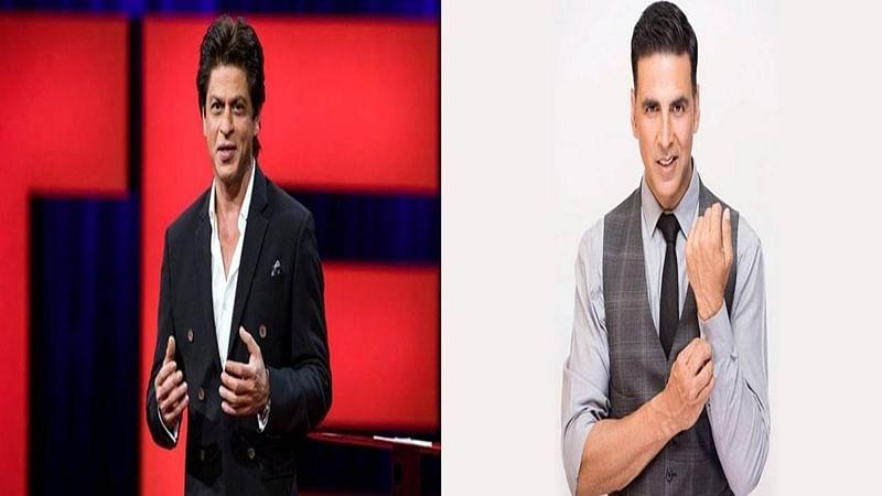 OMG! Did Shah Rukh Khan postpone his Ted Talks due to Akshay Kumar? Read full details