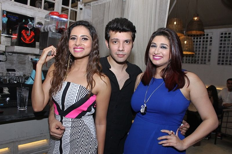 In Pics: Karan Wahi, Shashank Vyas, TV celebs attend Sargun Mehta's birthday bash!