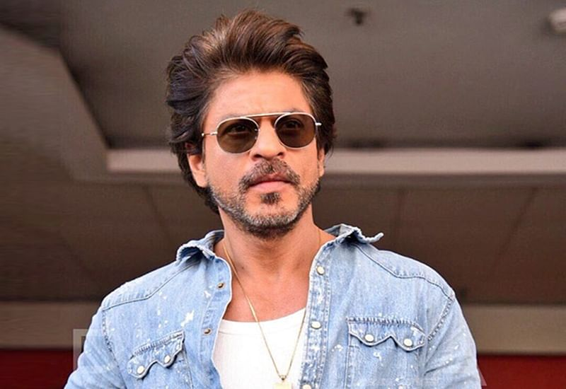 MLC Jayant Patil told Shah Rukh Khan: You need my permission to come to Alibaug; watch video