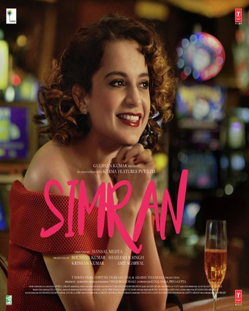 'Simran' Review: A feisty Kangana Ranaut canvas