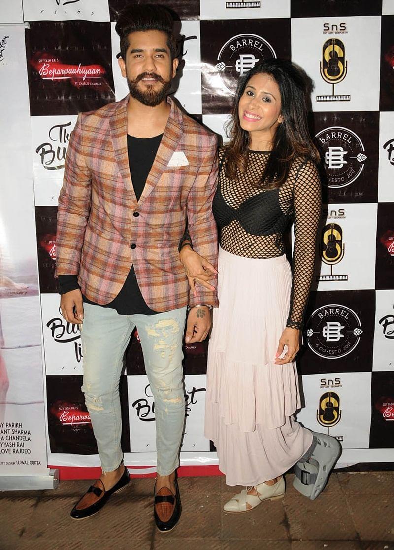 Suyyash Rai and Siddharth Singh's The Bucketlist Films launch 'Beparwaahiyaan'!