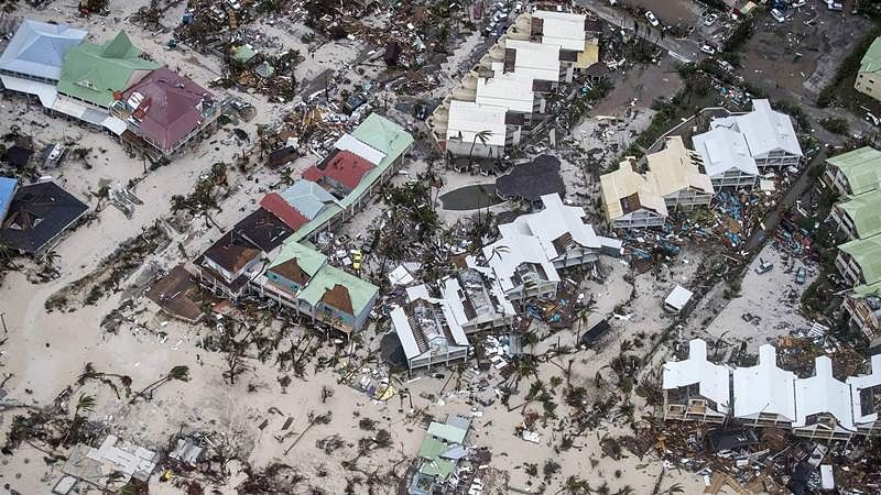 9 people dead, 21 injured as Hurricane Irma rips through Caribbean