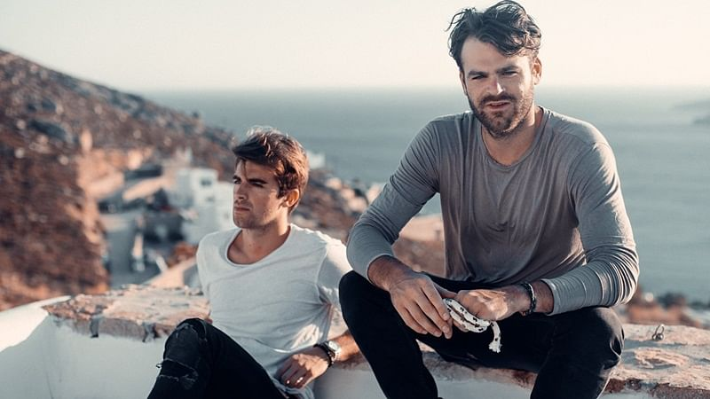 7 things you must know about EDM sensation The Chainsmokers