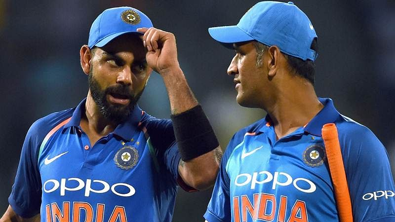 There is no doubt that MS Dhoni should be part of Indian team, says Virat Kohli