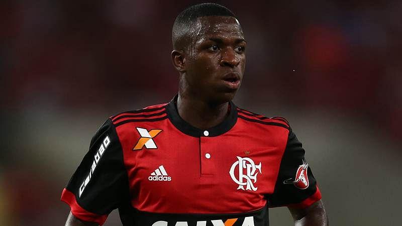 FIFA U-17 World Cup: Brazil teen Vinicius Jr to miss the tournament