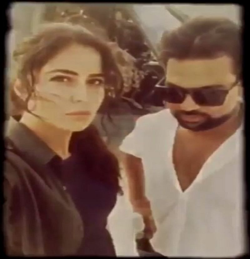 WATCH: Katrina Kaif and Ali Abbas Zafar get emotional on the last schedule of 'Tiger Zinda Hai'