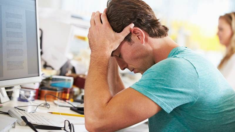 Stress in middle-age can impair memory