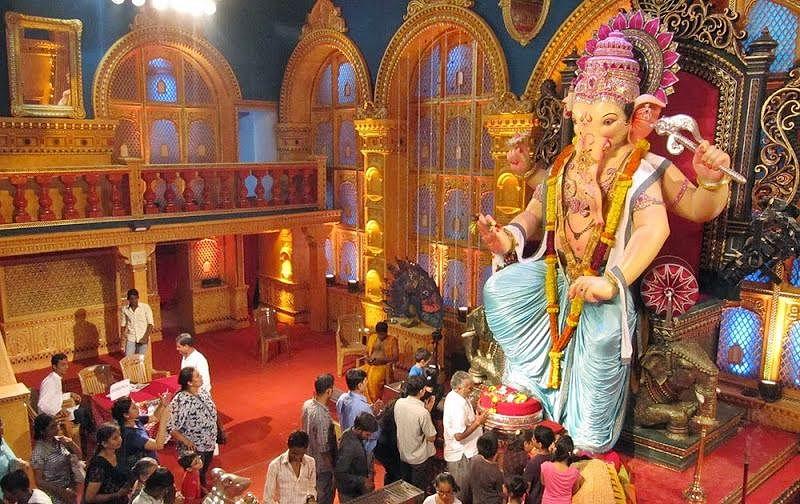 Ganesh Chaturthi 2017: Ganpati pandals in your smart phone